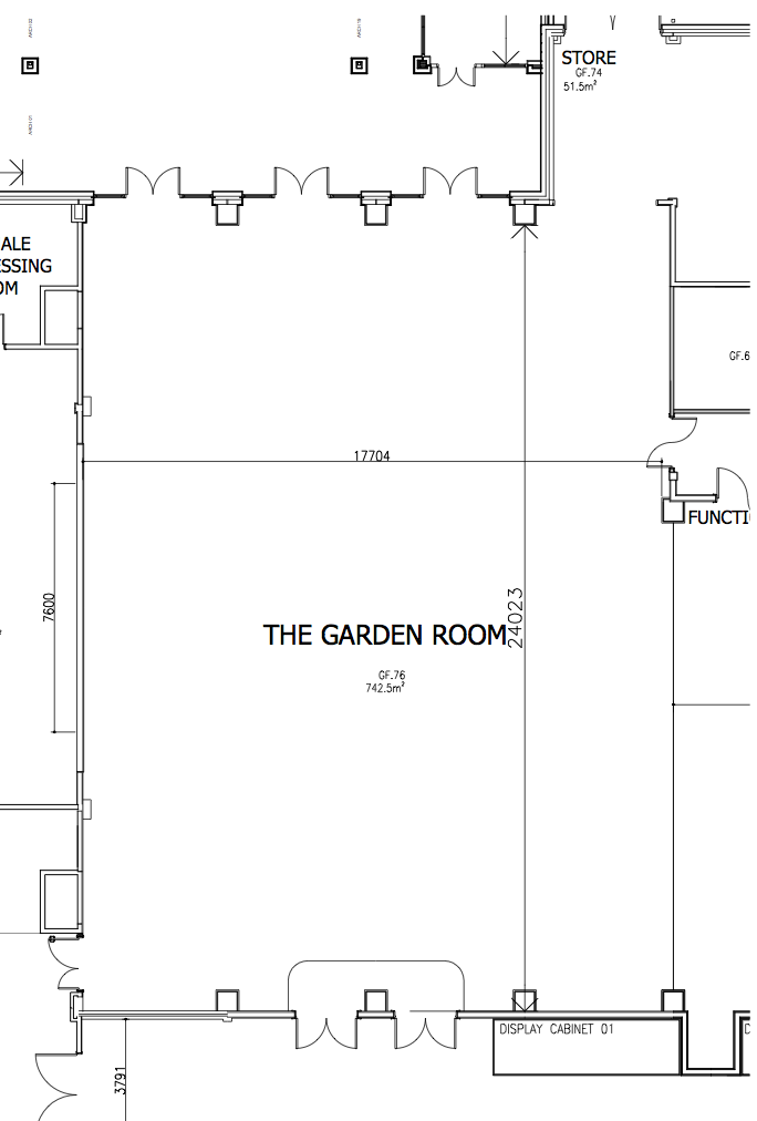 The Garden Room Garden Rooms